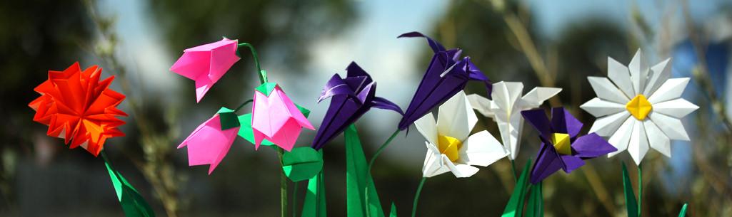 Origami, Washi &