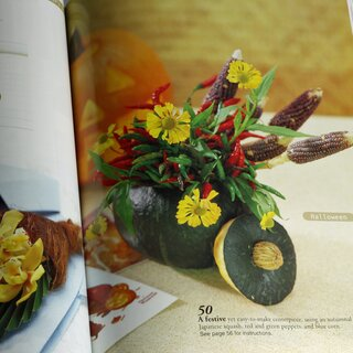 Ono: Flower Arrangement with a japanese Touch