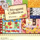 Chiyogami Collection Flower 15 x 15 cm