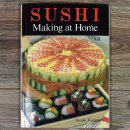 Sushi making at Home, japanisches Sushikochbuch in Englisch