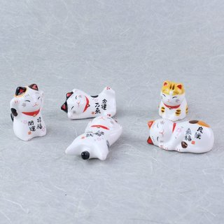 Manekineko Hashioki 5er Set