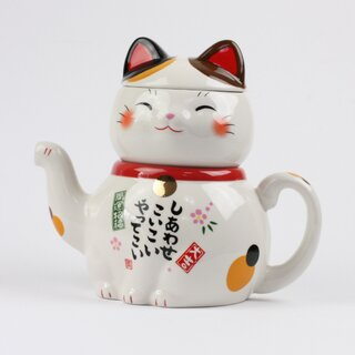 DIY Paper model Maneki Neko - Lucky Cat #craft #papercrafts ... | 320x320