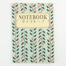 Retro Notebook DIN A5 Lampionblume
