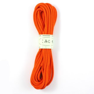 Kumihimo orange, 10m, 3mm