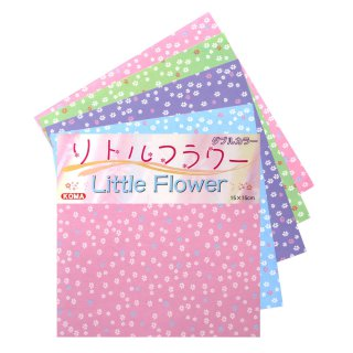 Double Color Little Flower 4 Farben
