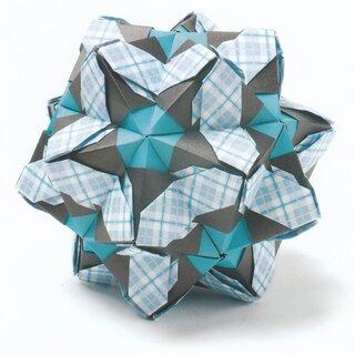 Kusudama Me! - Modular Origami | 320x320