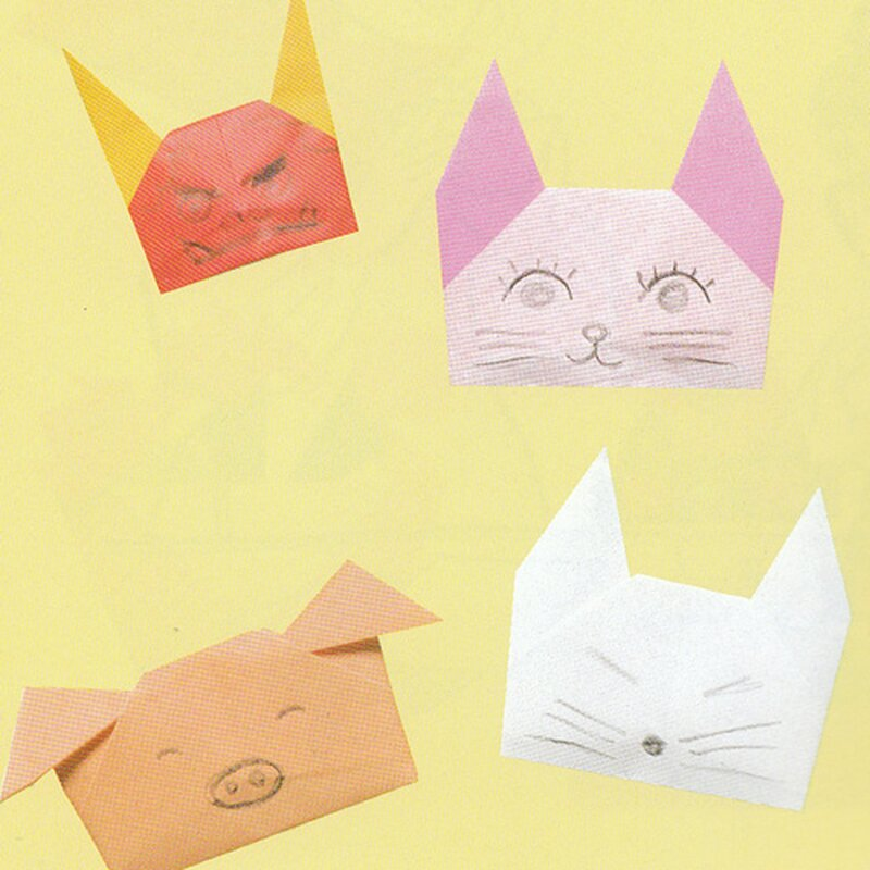 Origami ideas for beginners Origami is such a simple paper craft ...   800x800